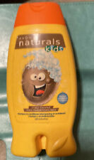 Avon naturals kids crazy coconut body wash and bubble bath 8.4oz