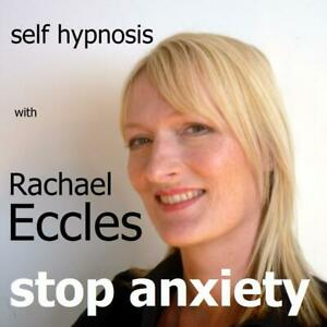 Stop Anxiety Calming Anxious Feelings, Relief Hypnotherapy Self Hypnosis CD