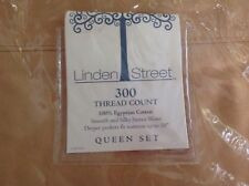 New Linden Sheets Egyptian Cotton, One Queen Flat Sheet