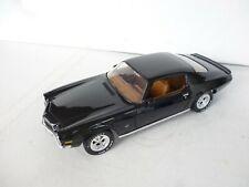 1970 Chevrolet Camaro SS Black Ertl Elite 1/18  Ohne box