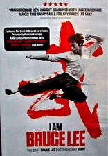 I Am Bruce Lee NEW! DVD, STORY, RARE FILMS, KOBE BRYANT,MICKEY ROURKE,BOB WALL