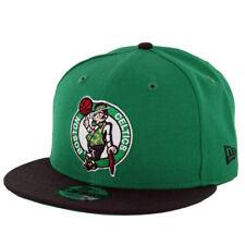 "New Era 9Fifty Boston Celtics ""2 Tone"" Snapback Hat (Kelly Green/Black) Mens Cap"