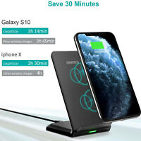 USB Wireless Charger Bracket Holder NEW for iPhone 11 Pro Max/XS Max/XR/8 Plus