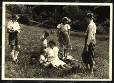 Stuttgart-Park-Familien-Ausflug-Happy-Family-30er Jahre-2