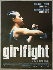 Poster Girlfight Karyn Kusama Michelle Rodriguez Santiago Douglas