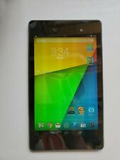 ASUS Google Nexus 7 K008 7in Tablet - Black (2nd Gen.)16GB Refurbished