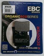 PEUGEOT GEOPOLIS 125 (AJP / 2007 à 2012) EBC plaquette frein arrière (SFA350)