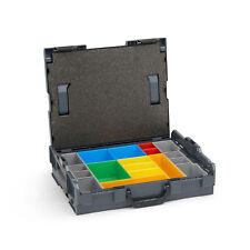 BOSCH Sortimo L-BOXX 102 GR1 anthra avec boîtes encastrées fixées H3