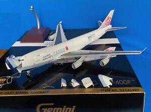 China Airlines Cargo Boeing 747-400F B-18710 Interactive 1/200 diecast Gemini