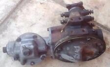 Daihatsu Hijet van S75 4WD 1983-86 model front differencial ratio 5.125