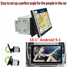 "10.1"" Android 9.1 Quad-Core 2 Din 1080P Car Stereo Radio GPS Wifi 3G 4G DAB OBD"