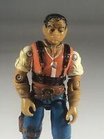 1987 Vintage Gi Joe Red Dog Action Figure Hasbro