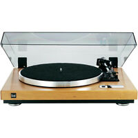 Dual CS 460 Vollautomatischer Plattenspieler (Nussbaum) incl. Ortofon OMB10 NEU!
