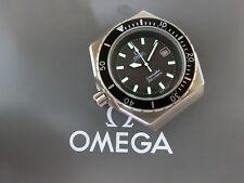 Omega Seamaster 200m SHOM Ref.166.0177 DESTRO Mens Wristwatch LEFT WINDING Rare