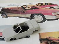 ALEZAN MODELS  . 1/43 . ALFA ROMEO VIVACE CONCEPT SPIDER 1986