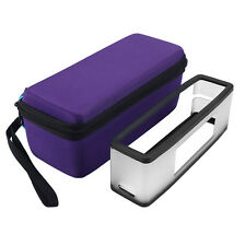 Soft Cover Silicone Carry Bag Case for SoundLink Mini 1 2 Bluetooth Speaker Purple
