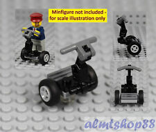 LEGO - Segway Roller - Police Security Utility Vehicle Scooter Minifigure City