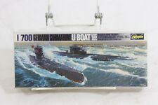 Hasegawa 44126 German Submarine U-Boat VIIC/IXC 1:700