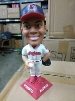 Roberto Alomar Cleveland Indians SGA 2001 Red Base Cleveland Indians Bobblehead