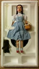 Dorothy, The Wizard of Oz Porcelain Doll Collection, NRFB 2000