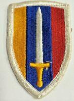 1960s VIETNAM WAR Vintage US ARMY VIETNAM USARV Shoulder PATCH Merrowed #58