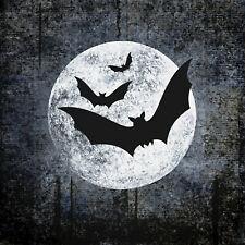 20 Servietten  Serviettentechnik Moon and Bates Halloween Fledermaus P+D 33x33