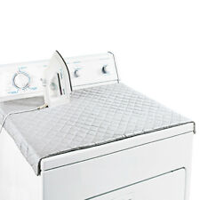 """Evelots Magnetic Quilted Laundry  Ironing Pad, 33"""" x 18.5"""" - Use On Washer/Dryer"""