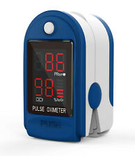 CMS 50-DL Fingertip Pulse Oximeter with Neck/Wrist cord and batteries