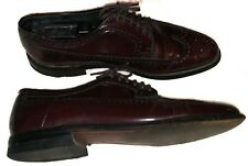 HANOVER Vintage Mens Dress Shoes Size 12 D/B Very Nice