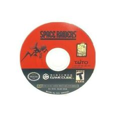 Space Raiders (Nintendo GameCube 2004) Disc Only