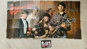 "Vintage Monkees ""Sepia"" Donruss 1966 complete set 44/44 G-VG Bonus Promo Card"