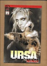 URSA MINOR #4  Natalie Sanders COVER BDI
