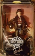Harley Davidson Barbie #2 (1998)  - NRFB - Mint in MINT Box