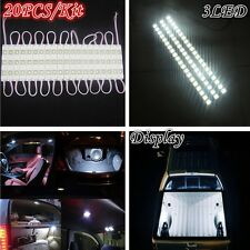 20PCS Auto Bed Under Body Rock LED Lighting Light Kit For Dodge RAM Ford F150 US