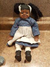 All God's Children ~ Miss Martha Holcombe ~ Blossom Doll w Blue Dress