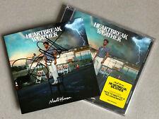NIALL HORAN * HEARTBREAK WEATHER * SIGNED 14 TRK CD * BN&M * ONE DIRECTION
