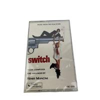 Switch Original Motion Picture Soundtrack Cassette Henry Mancini