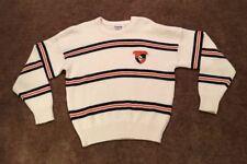 CINCINNATI BENGALS NFL 1980s Vintage Pro Line CLIFF ENGLE Sweater - Adult Large