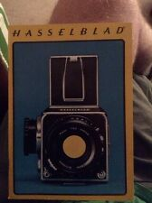 vintage 70's HASSELBLAD Camera Catalog & Photography Booklets
