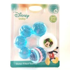 MICKEY MOUSE DISNEY BABY WATER FILLED TEETHER TEETHING BPA FREE 3+ MONTHS UNISEX