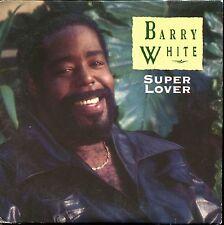 BARRY WHITE - SUPER LOVER - CARDBOARD SLEEVE CD MAXI