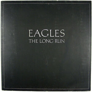 EAGLES The Long Run LP 1979 COUNTRY ROCK VG++ VG++