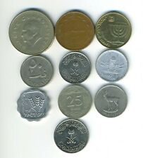 Middle East - Lot of 10 different coins - Great Starter - Lot #Me-43