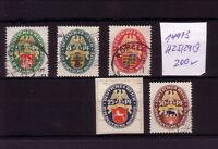 Reich o  425/29   Michel 200 .-     K 14973