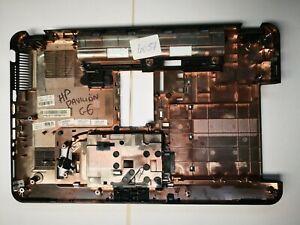 Plasturgie dessous ordinateur portable HP PAVILION G6-1030sf noir (4057)