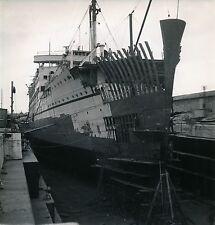 SETE c. 1950 - Chantier Naval Hérault  - DIV 9200