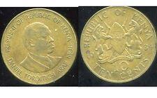 KENYA 10 cent 1984