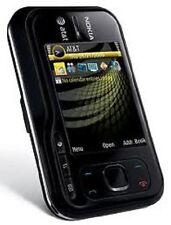 Black NOKIA 6790 Surge UNLOCKED GSM QUADBAND 3G QWERTY Bluetooth Smartphone
