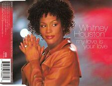 WHITNEY HOUSTON : MY LOVE IS YOUR LOVE / CD