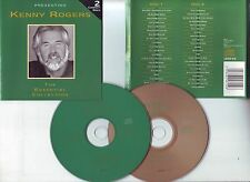 """Kenny ROGERS  """" The essential collection """" (2 CD) 1995"""